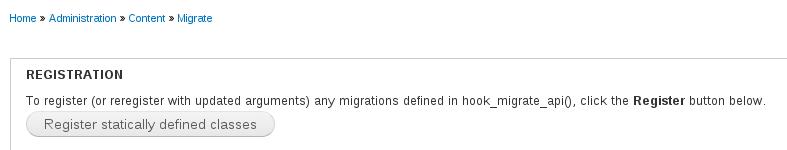 drupal migrate
