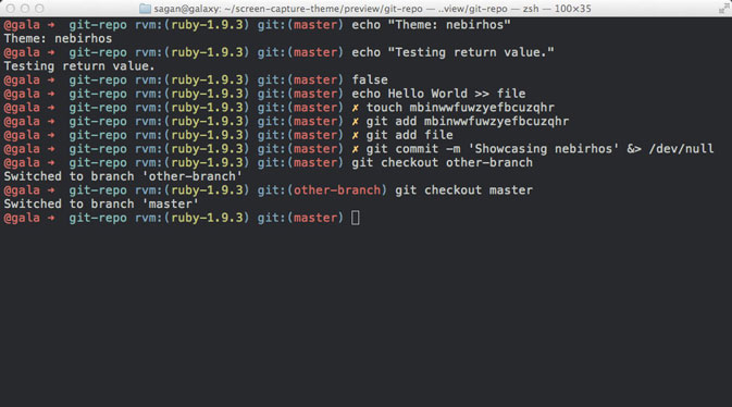 Rootstack OhMyZSH