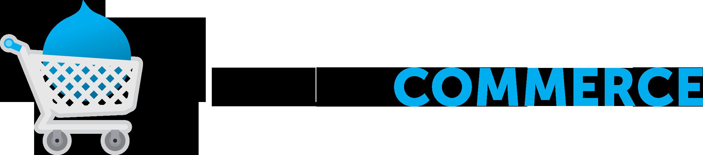 Drupal Commerce Technology Logo